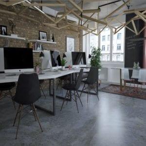 Создаем интерьер офиса: неувядающая классика