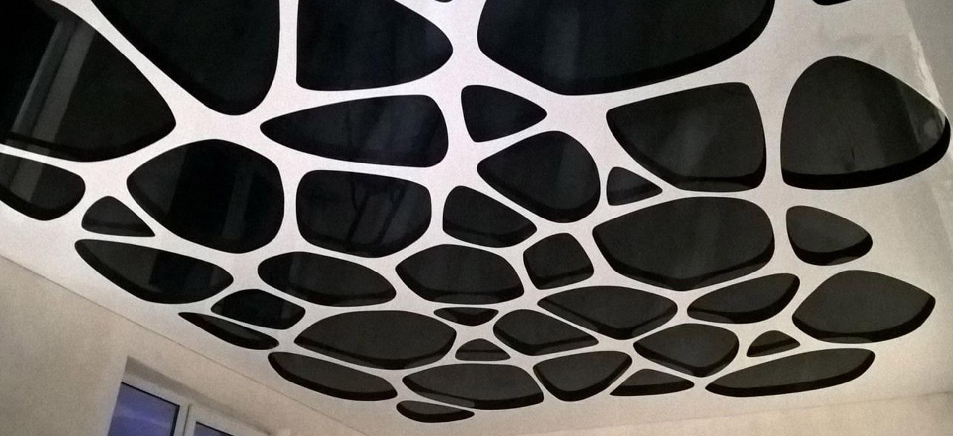 Потолки с лазерной резкой APPLY