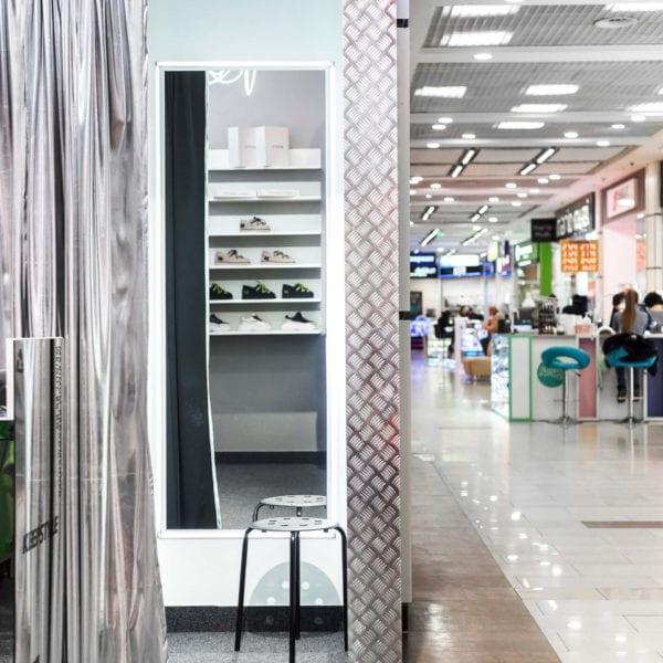Магазин молодежной одежды «KeepStyle» в ТРЦ «Дафи»