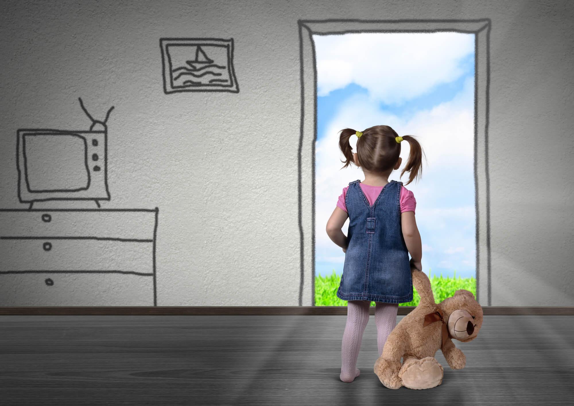 Интерьер небольшой квартиры для молодой семьи с ребенком