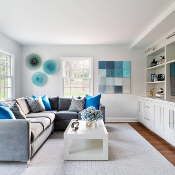 белый цвет в дизайне интерьеров