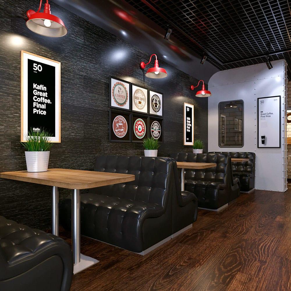 Ремонт кафе и ресторанов