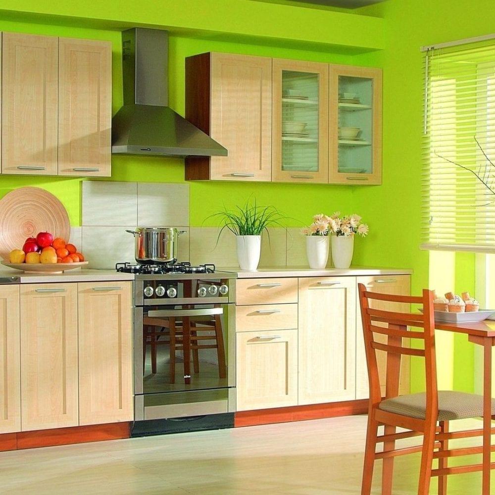 Дизайн кухни и ванной комнаты