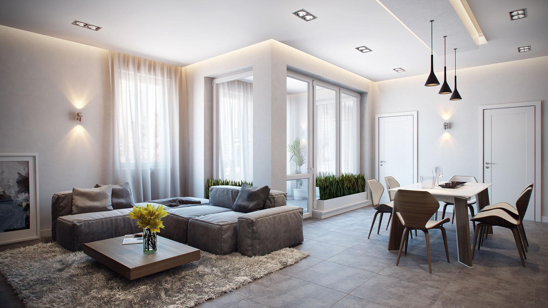Почему всё больше людей выбирают авторский дизайн квартиры?