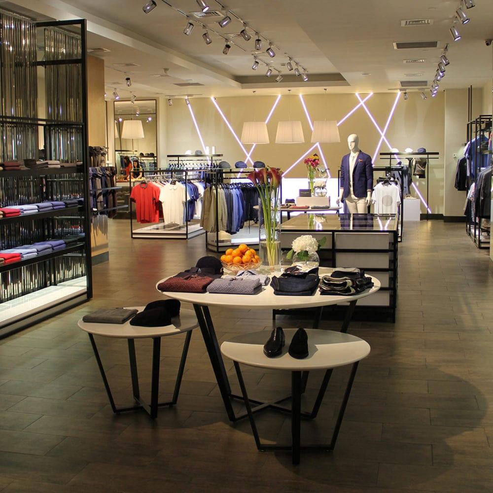 Дизайн магазинов, салонов красоты, бутиков