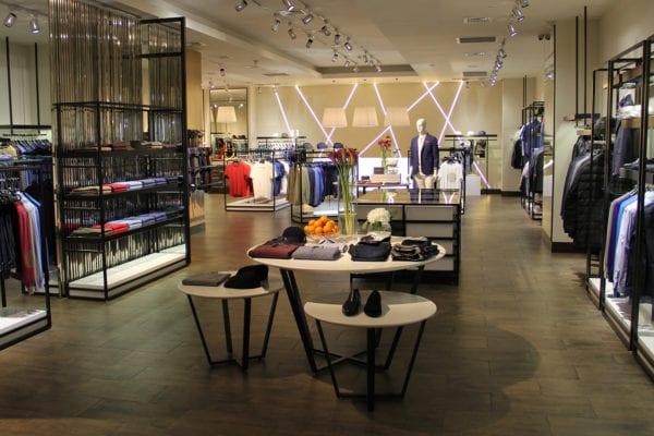 Дизайн интерьера магазина, торгового помещения, бутика, фото 1