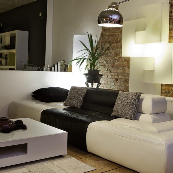 Подбор мебели и аксессуаров для дизайнерского проекта гостиной