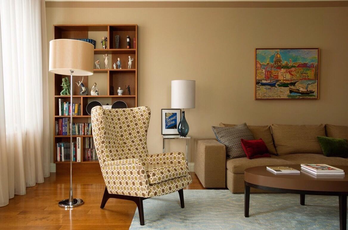 Стиль ретро в интерьере квартир и домов