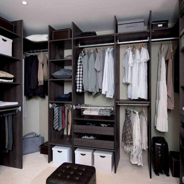 Мебель для гардеробной на заказ, фото №2