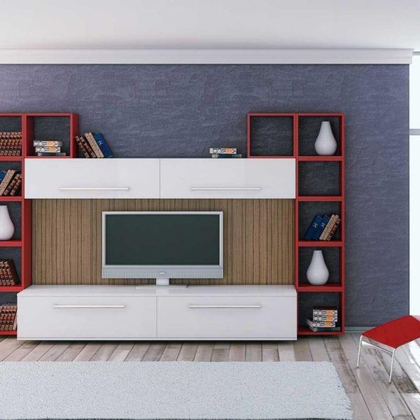 Мебель для гостиной на заказ, фото №1