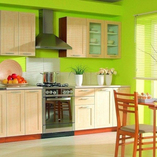 Особенности проведения ремонта кухни в новостройке