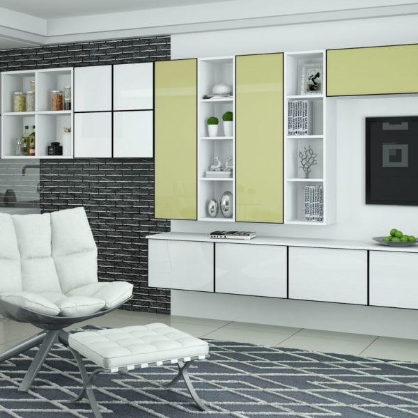Модульная мебель под заказ, фото №1