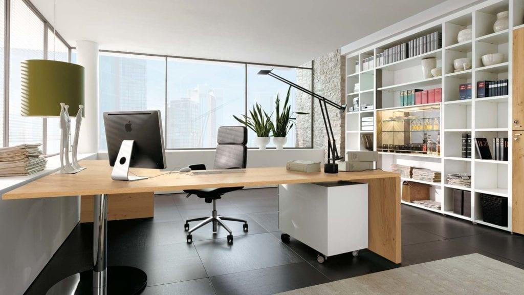 Особенности капитального ремонта офиса