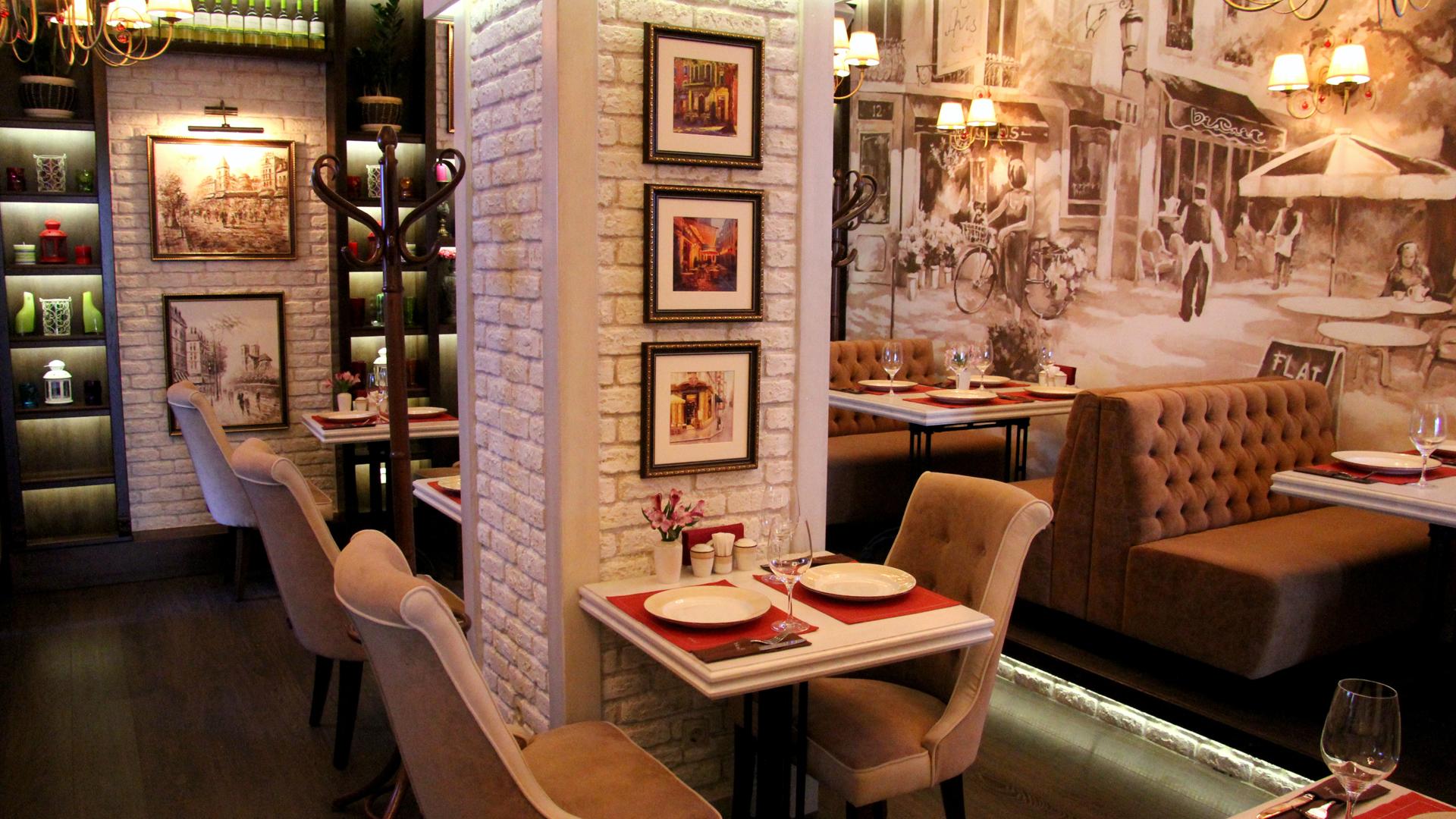 Как сэкономить на ремонте ресторана?