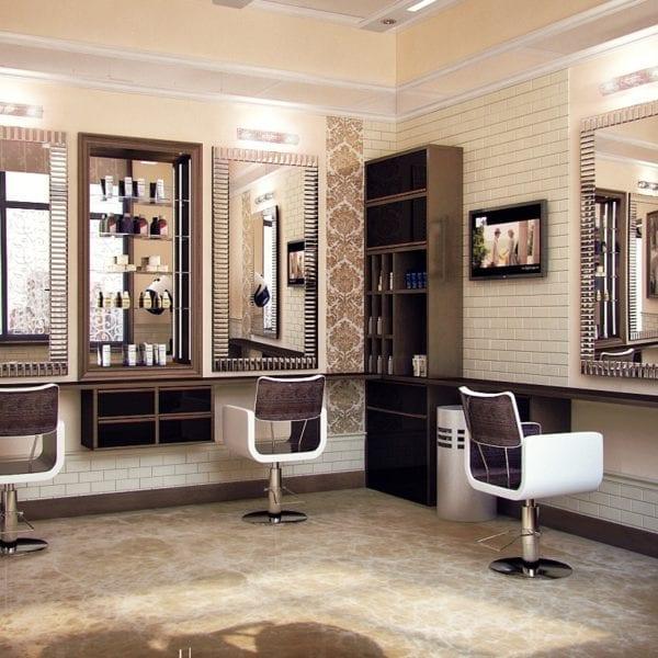 Основные нюансы ремонта салонов красоты