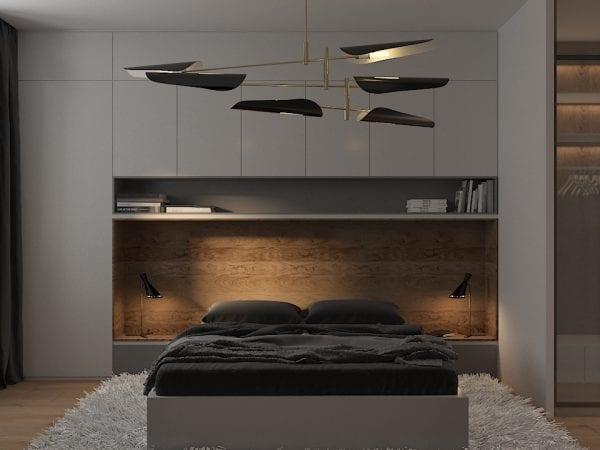 """Дизайн квартиры """"Элегия"""""""