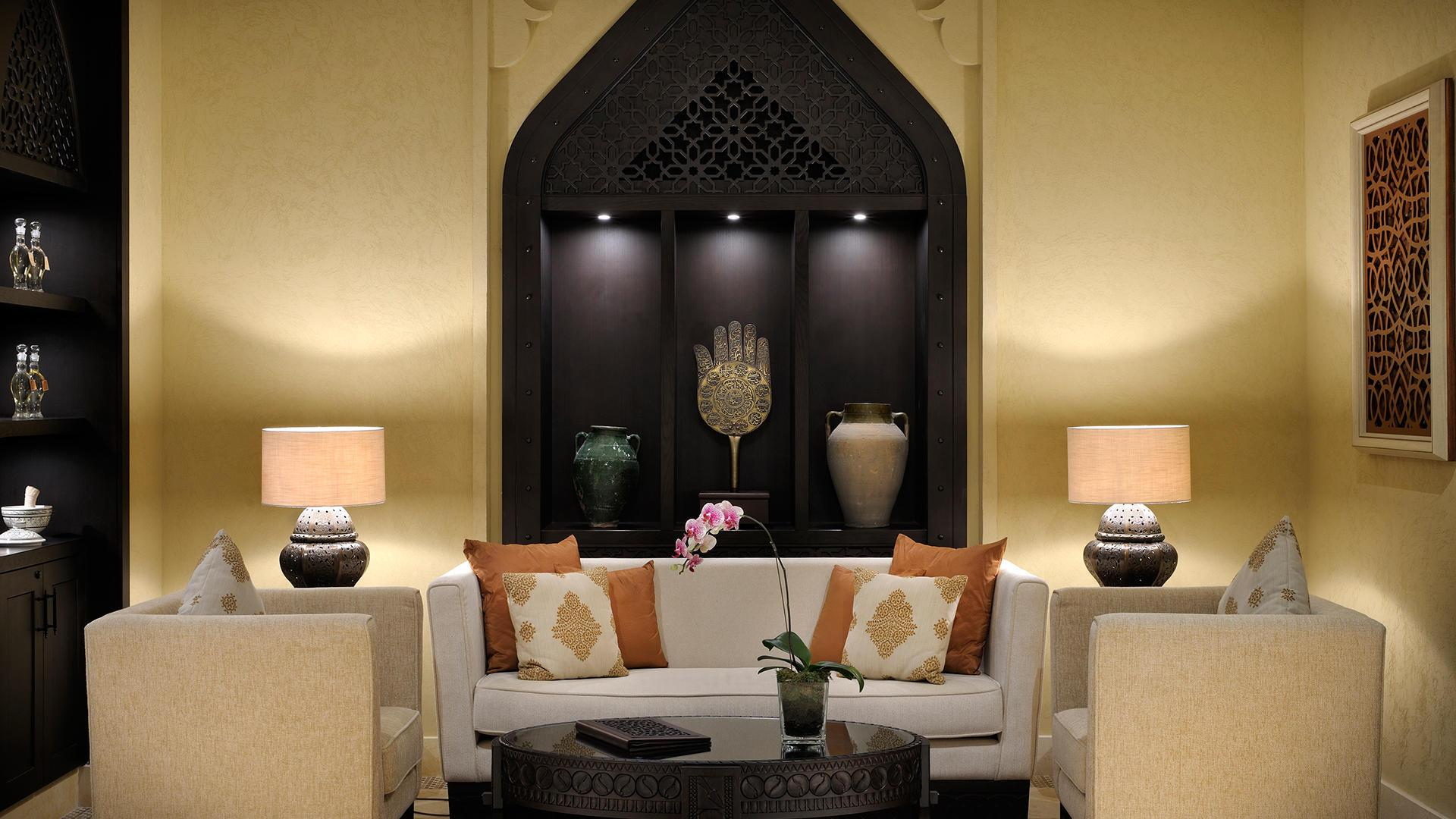 ❶ Дизайн интерьера в арабском стиле