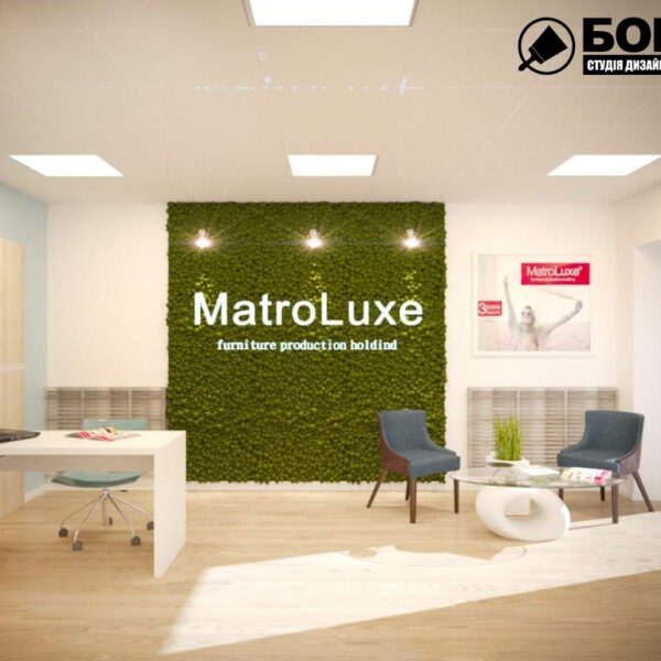 Дизайн интерьера магазин мебели «Борис Маркет», фото 1