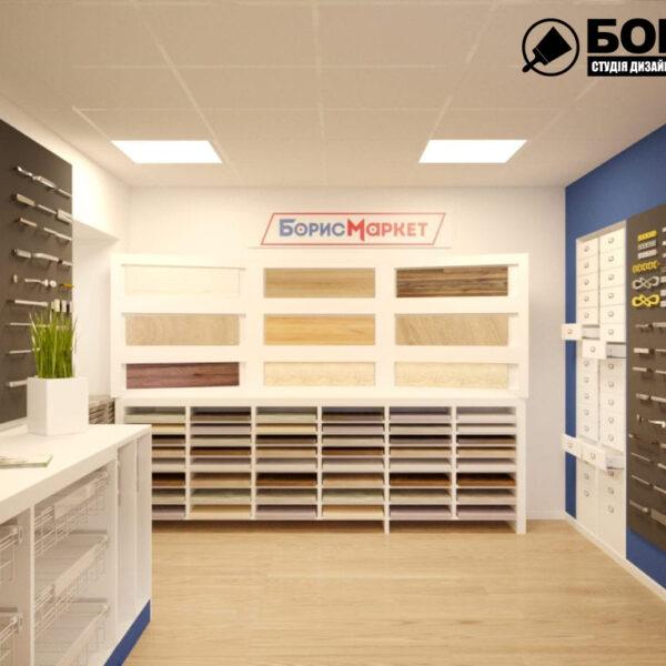 Дизайн интерьера магазин мебели «Борис Маркет», фото 4