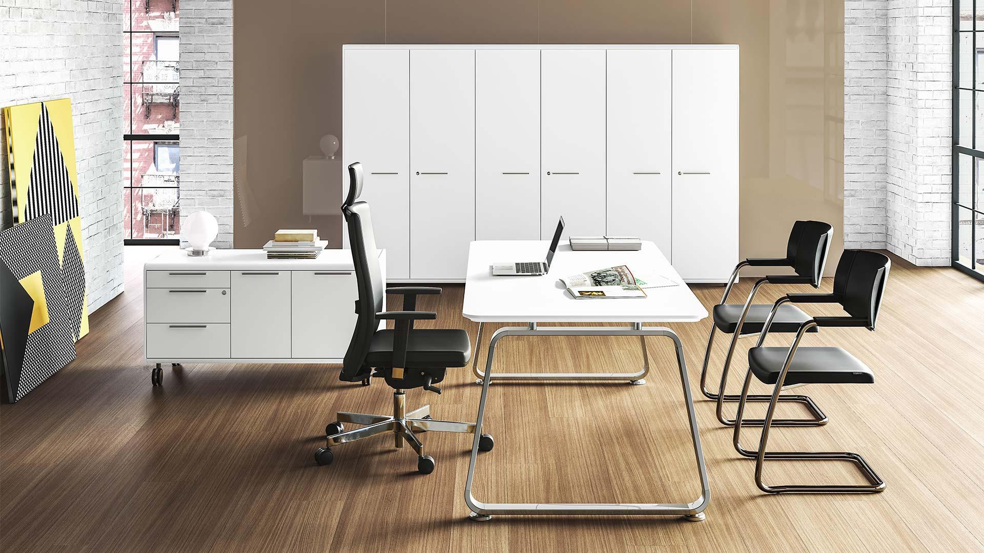 Выбор цветовых решений для дизайна кабинета