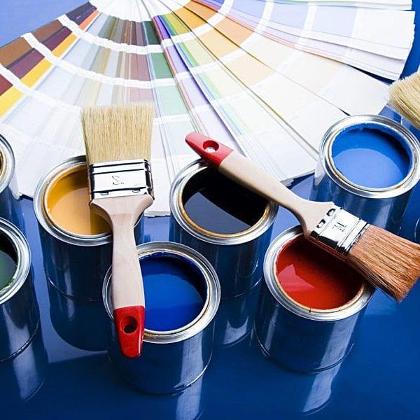 Основные нюансы выбора краски для потолка и пола