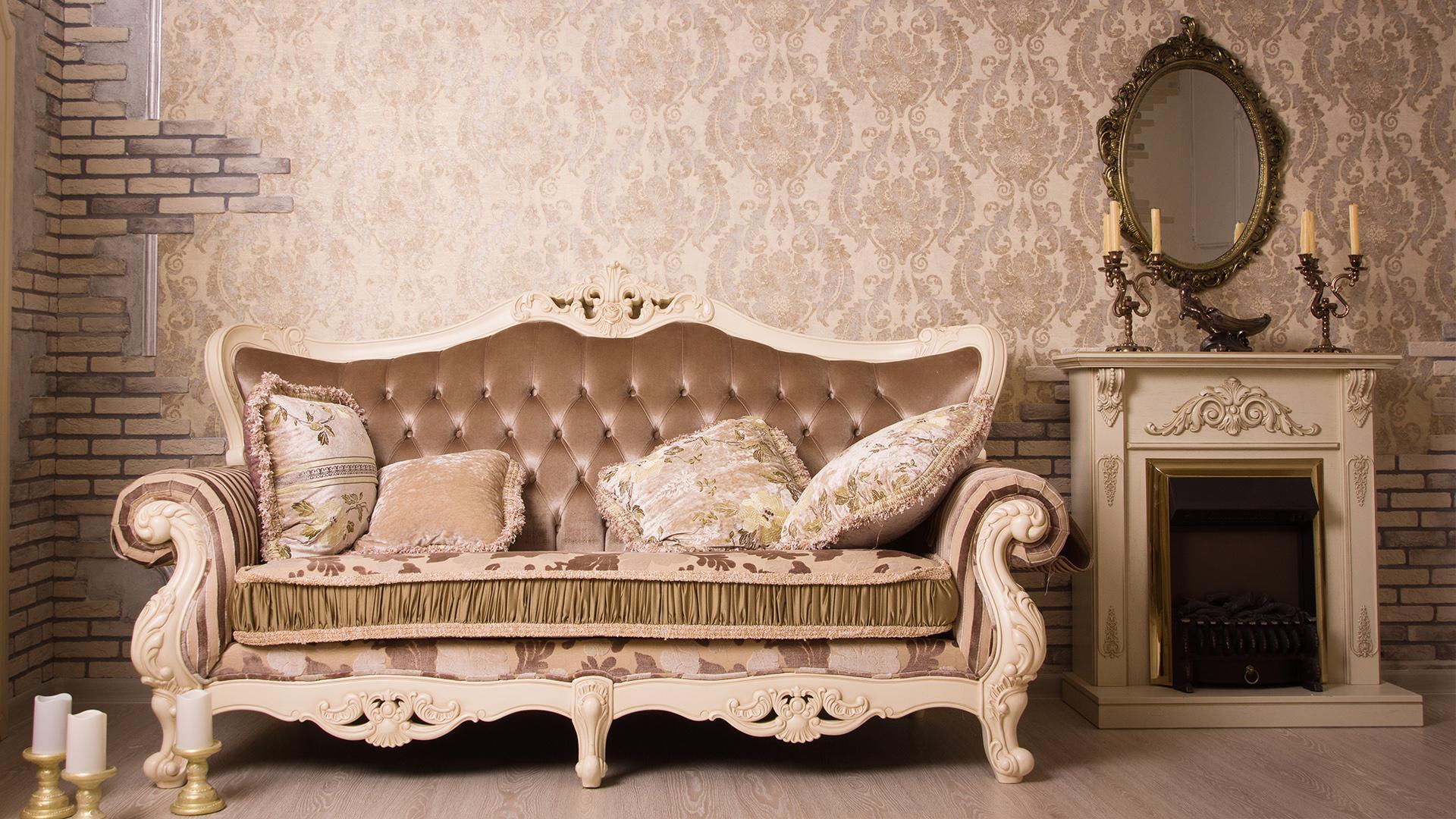 Мебель в винтажном стиле Фото-1
