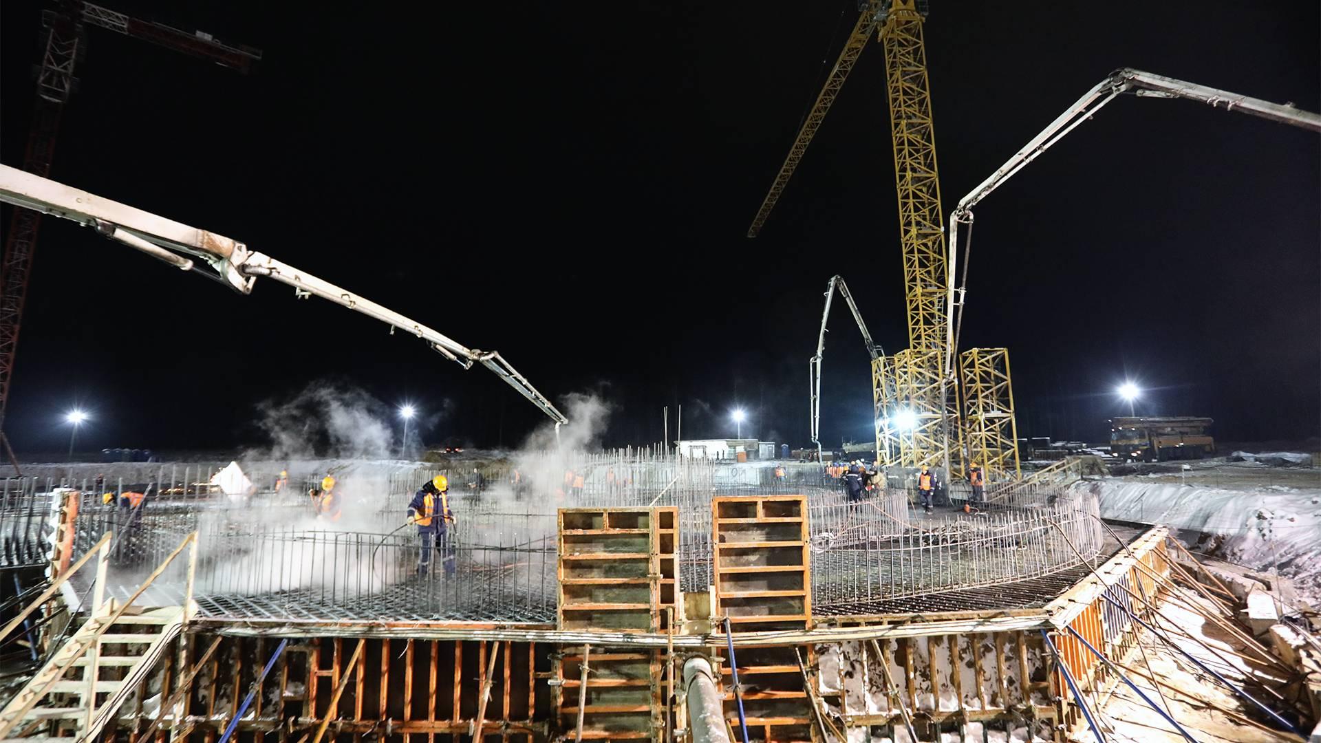 Что такое бетонирование и когда оно необходимо?