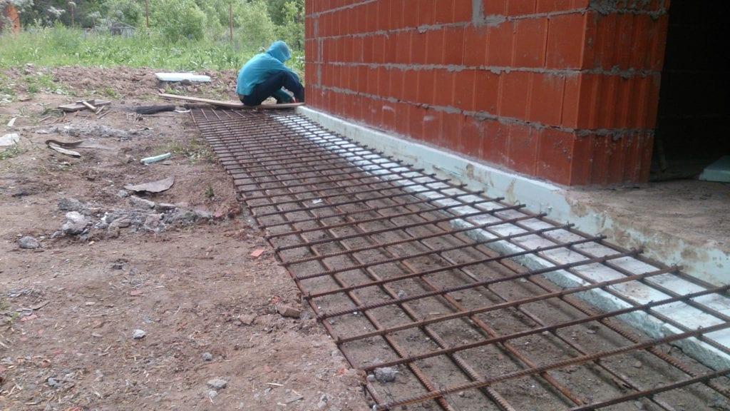 бетонирование