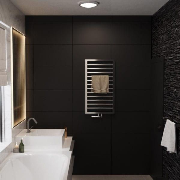 дизайн-проект ванной комнаты в Харькове