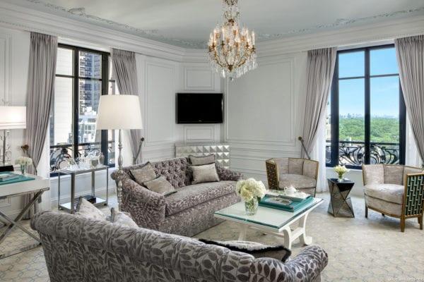 Дизайн помещений в популярных стилях, гостиная фото №3
