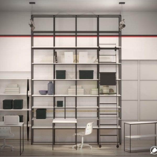 Дизайн интерьера магазина одежды «MAGISHOP», фото №8