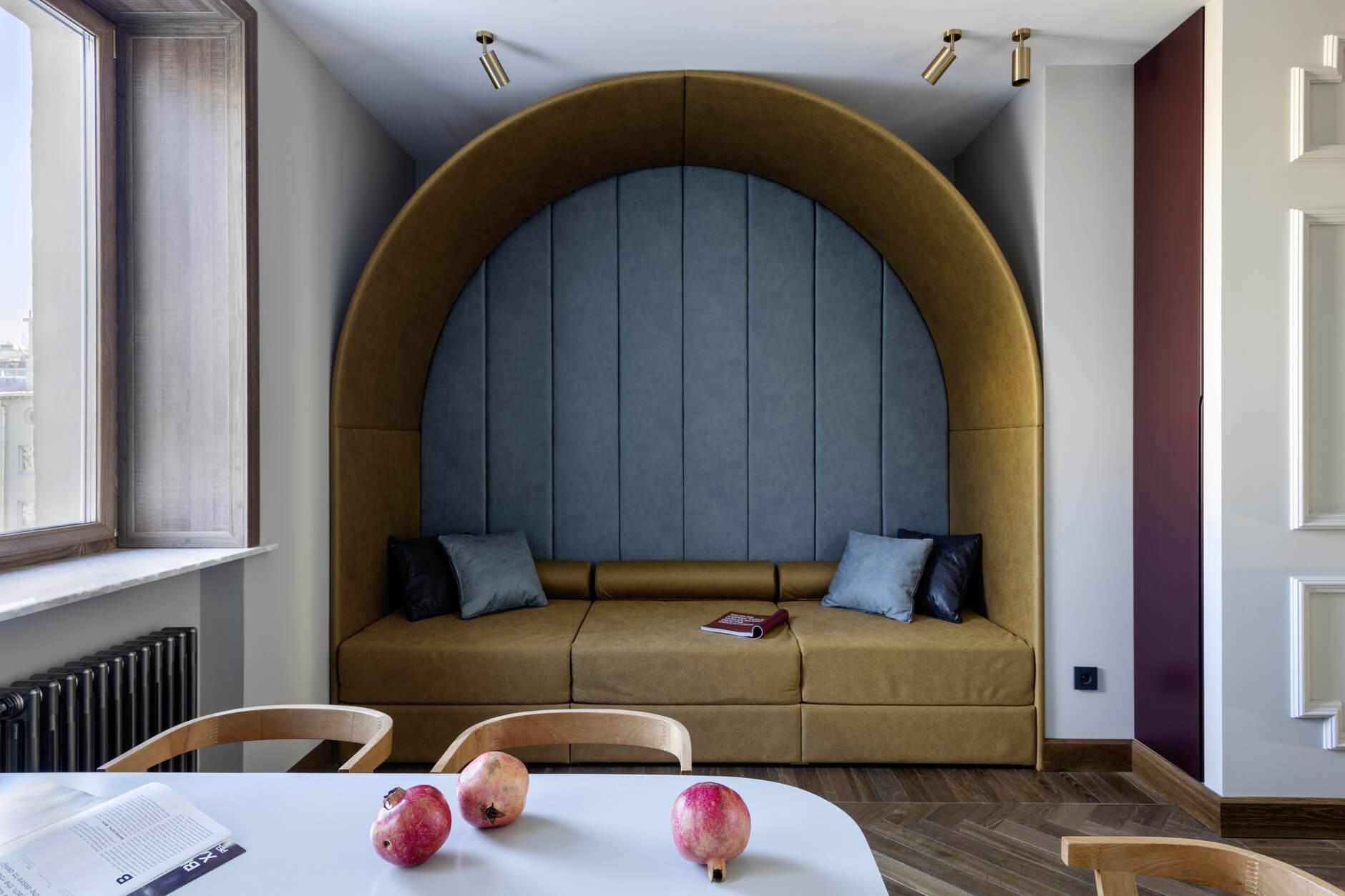 Топ – 5 идей при дизайне квартир с нишами