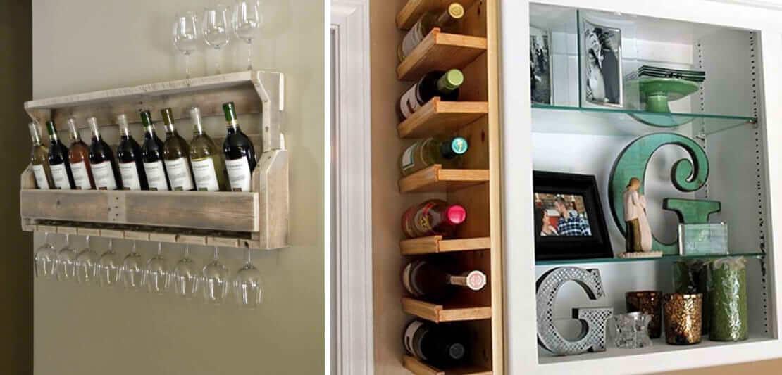 5 вариантов хранения вина в домашних условиях