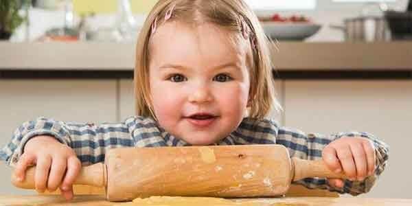 Безопасные кухни для детей