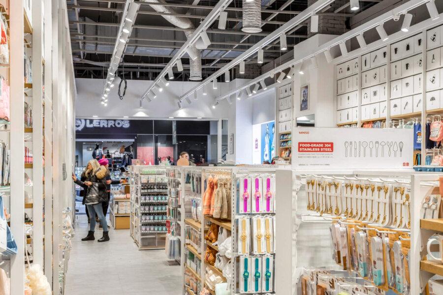 Ремонт магазину «MINISO» Фото №5