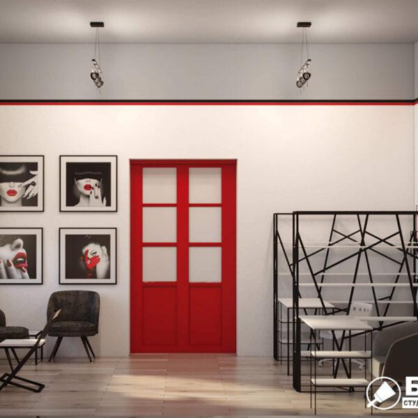 """Дизайн интерьера салона красоты """"BEAUTIS"""", фото №3"""