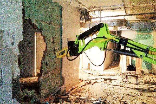 Демонтаж перегородок, Фото №3