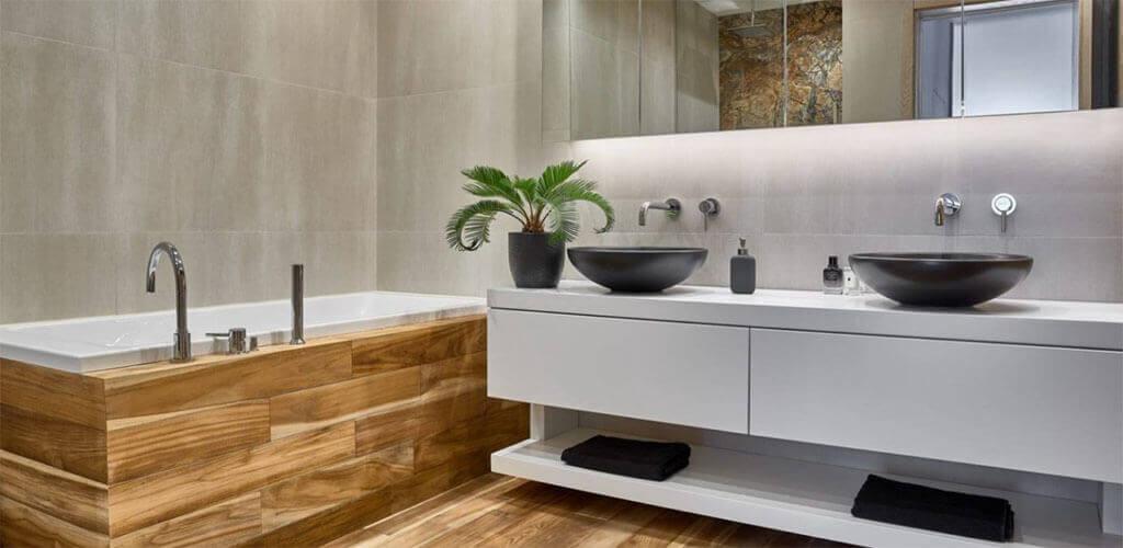 Дизайн кухни и ванной комнаты, фото 1
