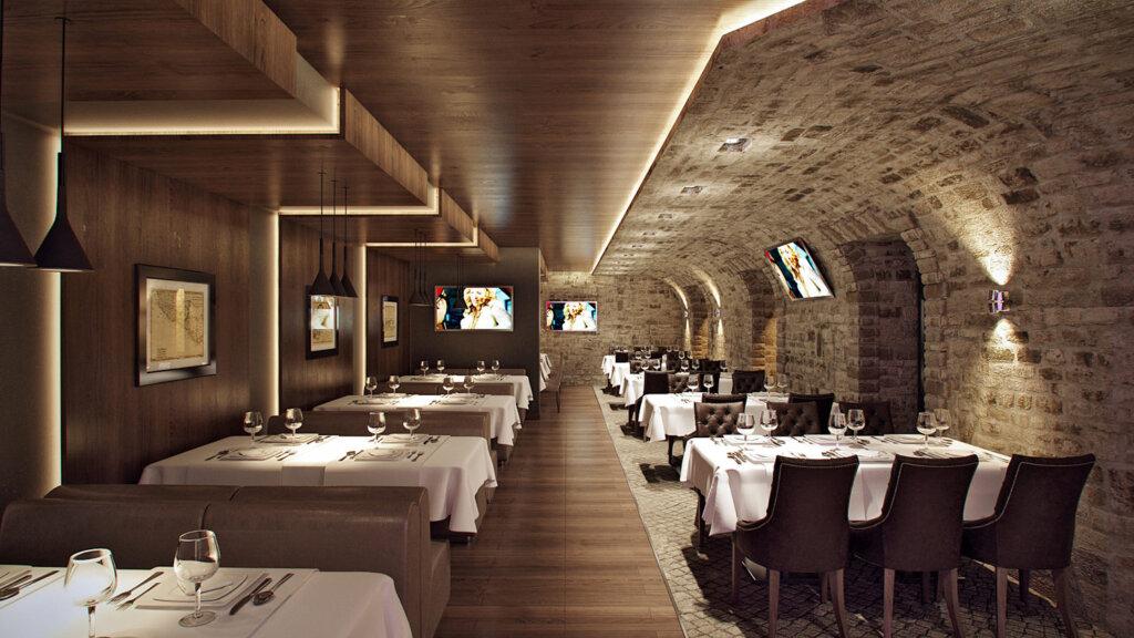 Дизайн кафе и ресторанов, фото №5