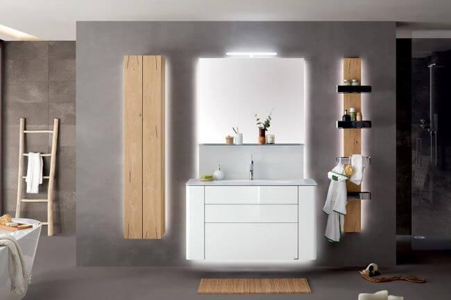 Мебель для ванной под заказ, фото №3