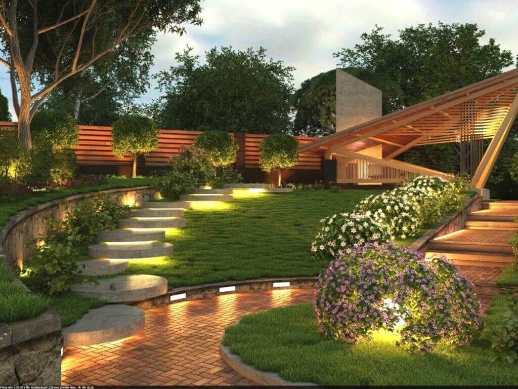 Ландшафтный дизайн, фото 1