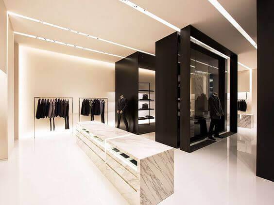 Дизайн интерьера магазинов, торговых помещений, бутиков, фото 1