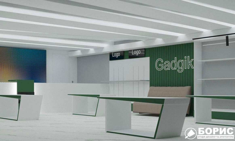 """Магазин аксессуаров для телефонов, комплектующих и техники """"GadgiK"""""""