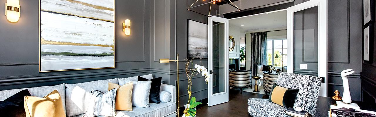 Зачем нужен дизайн интерьера, гостиная