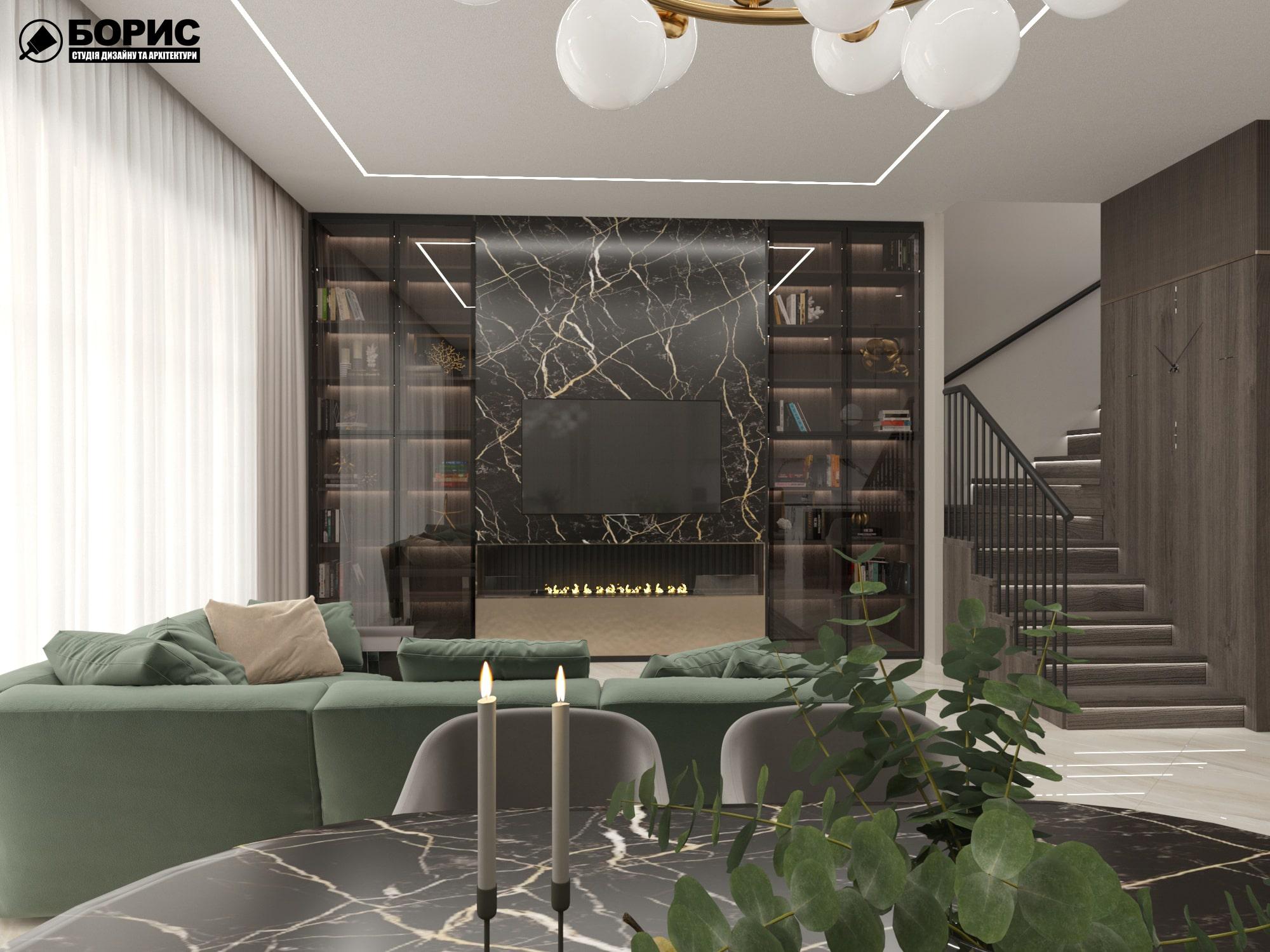Ремонт четырехкомнатаной квартиры в Харькове