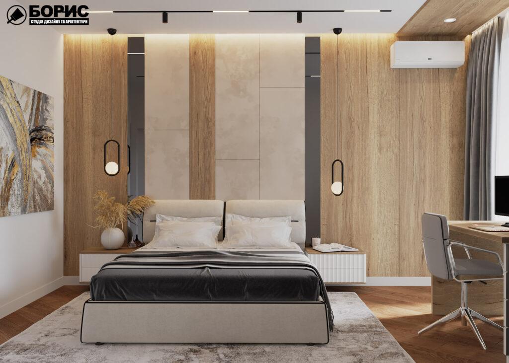 Дизайн интерьера квартиры ЖК «Инфинити»
