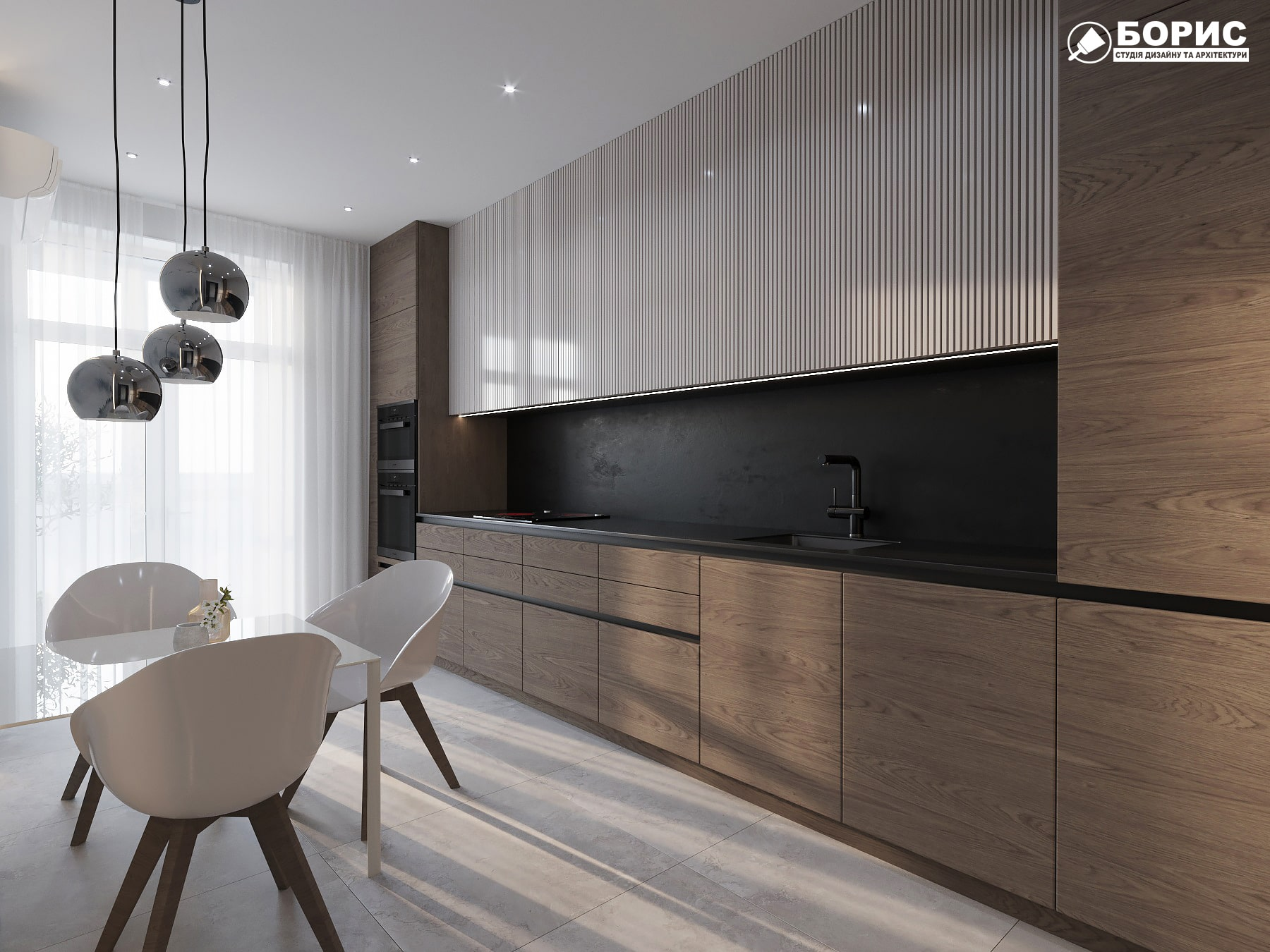 Как подобрать модный дизайн интерьера кухни?