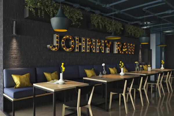 Дизайн інтер'єру комерційного, торгового приміщення, кафе