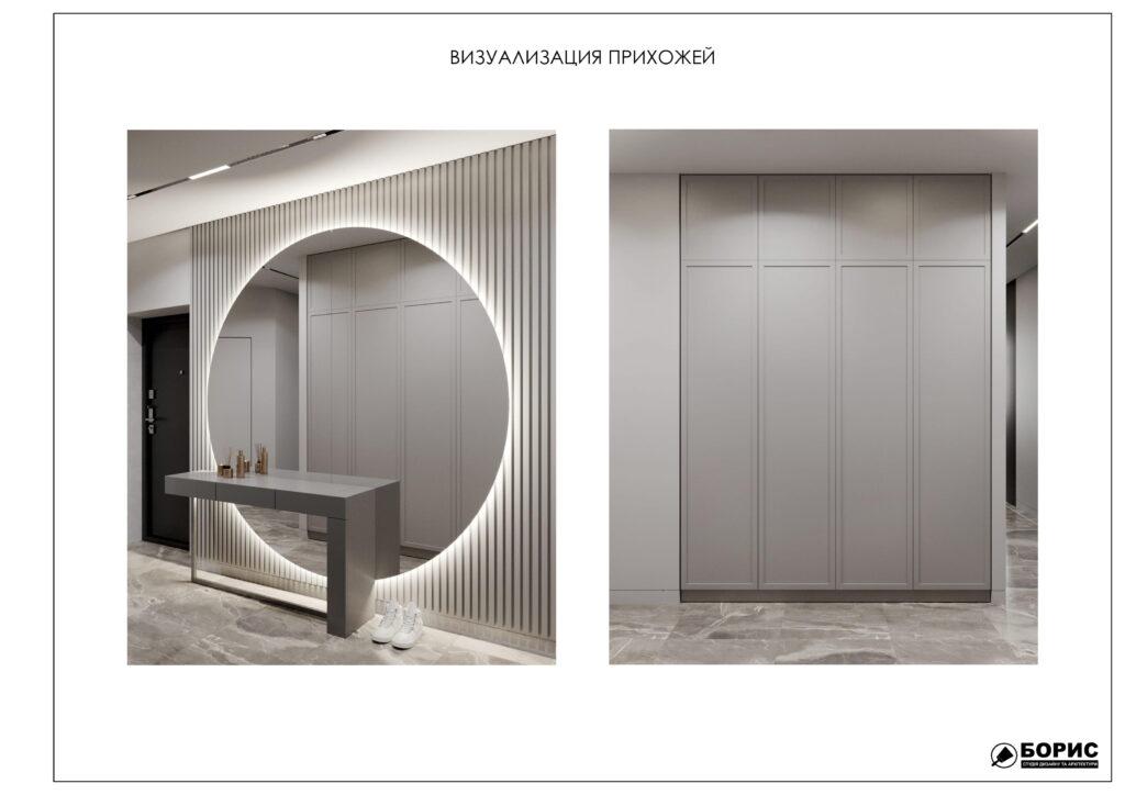 Состав дизайн-проекта интерьера, визуализация интерьера