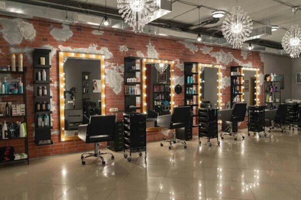 Дизайн інтер'єру салону краси
